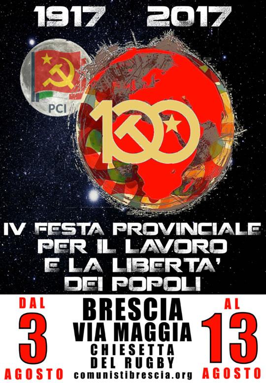 Festa Provinciale per il Lavoro e la Libertà dei Popoli