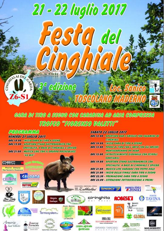 Festa del Cinghiale a Toscolano Maderno