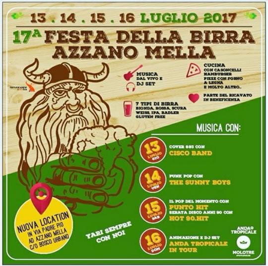 Festa della Birra di Azzano Mella