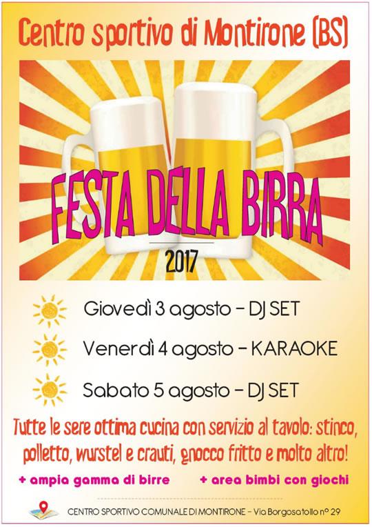 Festa della Birra di Montirone