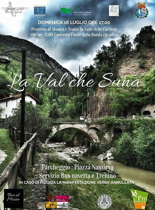 La Val che Suna a Toscolano Maderno