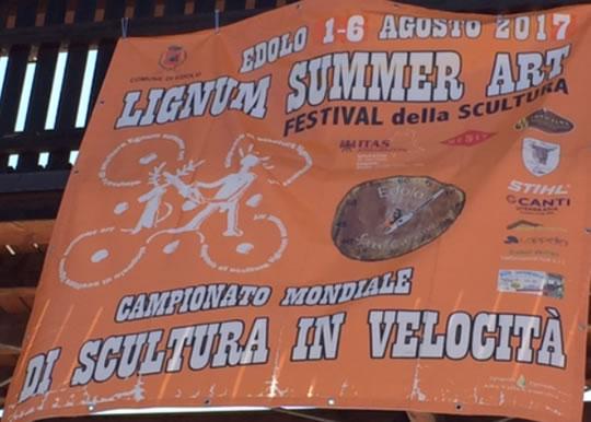 Lignum Summer Art di Edolo