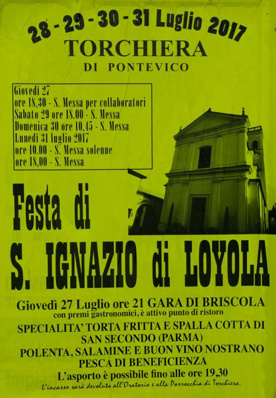 S.Ignazio di Loyola a Torchiera di Pontevico