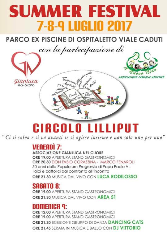 Summer Festival Ospitaletto