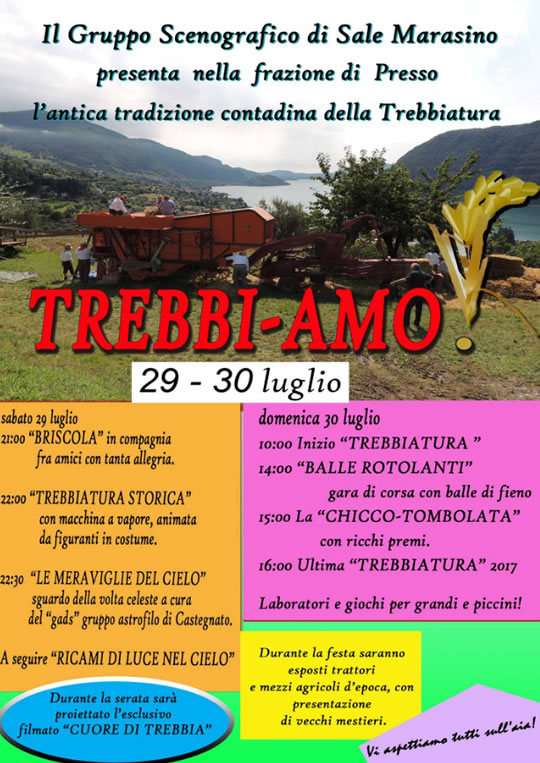Trebbi-amo a Sale Marasino