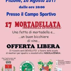 17 Mortadellata a Pilzone