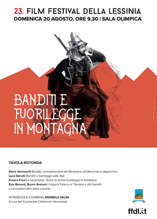 Banditi e fuorilegge in montagna Bosco Chiesanuova (VR