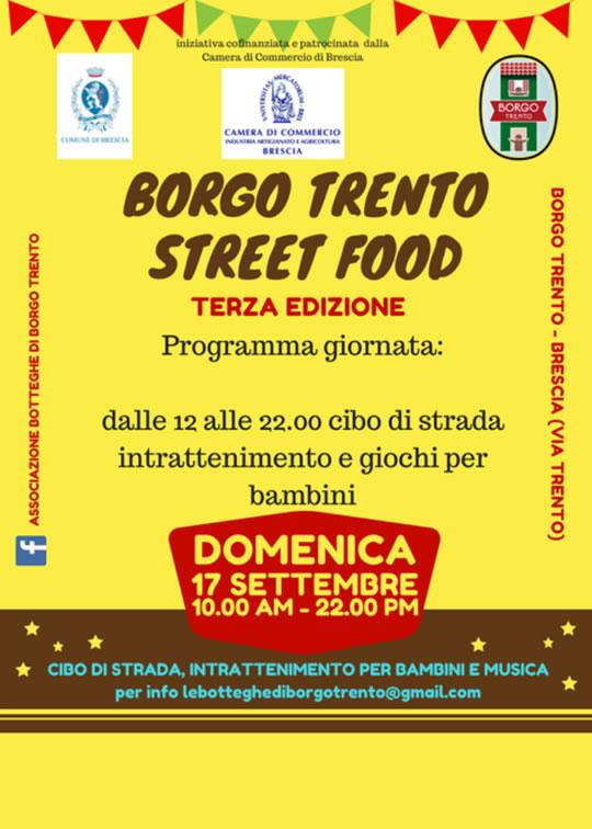 Borgo Trento Street Food a Brescia