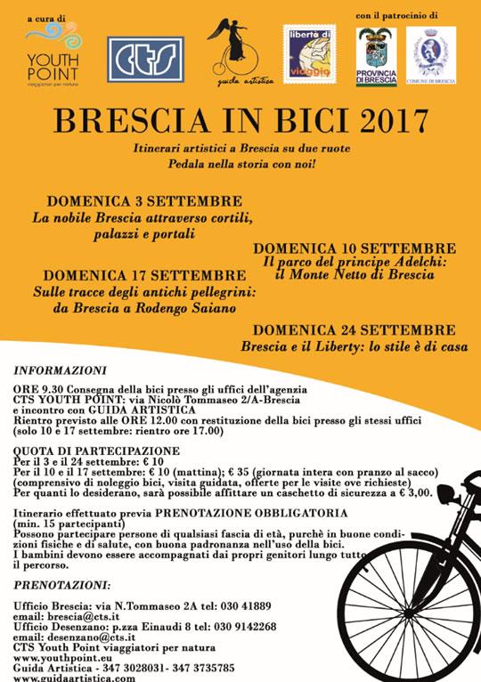 Brescia in Bici