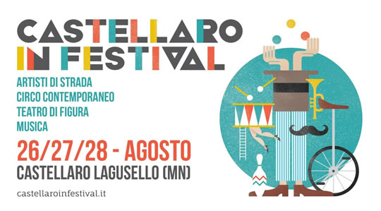 Castellaro in Festival a Castellaro Lagusello