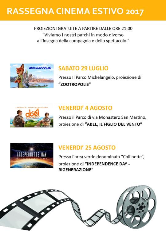 Cinema Estivo a Torbole Casaglia