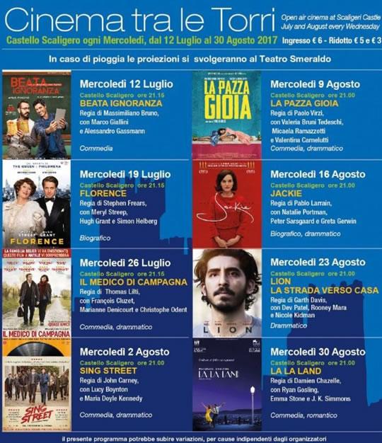 Cinema tra le Torri a Valeggio SM