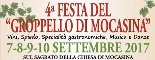 Festa del Groppello di Mocasina di Gardone Riviera