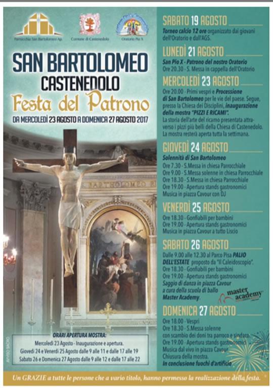 Festa di San Bartolomeo a Castenedolo