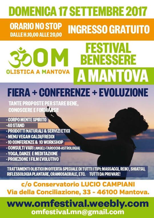 Festival del Benessere a Mantova