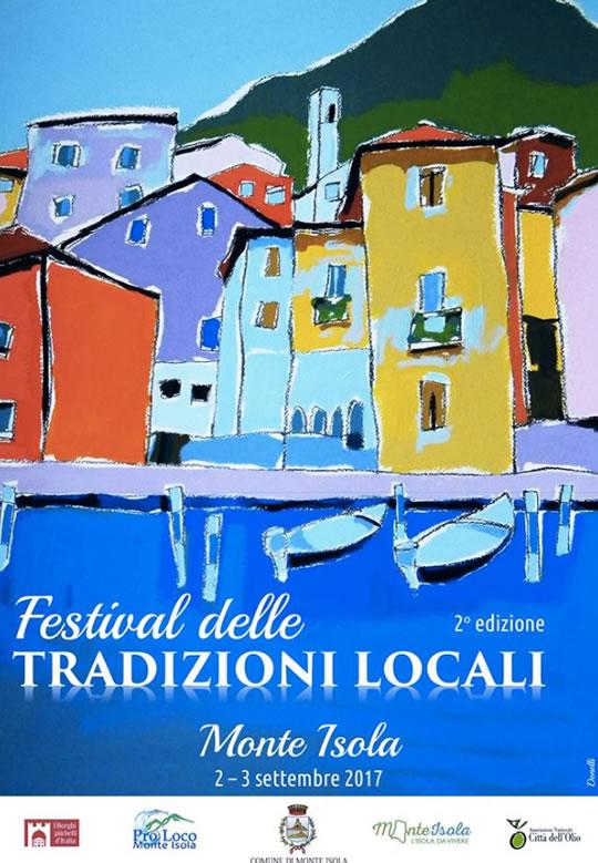 Festival delle Tradizioni Locali a Monte Isola