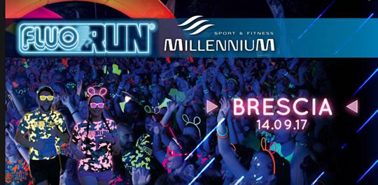 Fluo Run a Brescia