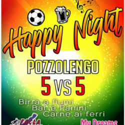 Happy Night a Pozzolengo