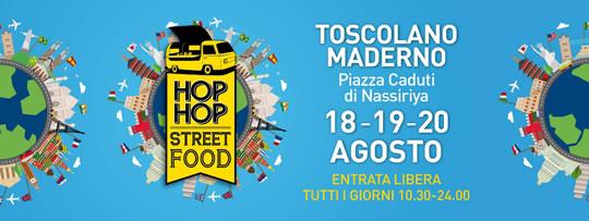 Hop Hop Street Food a Toscolano Maderno