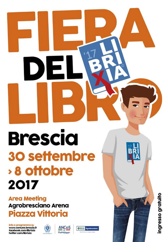 Librixia 2017 a Brescia