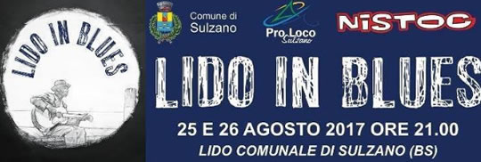 Lido in Blues a Sulzano