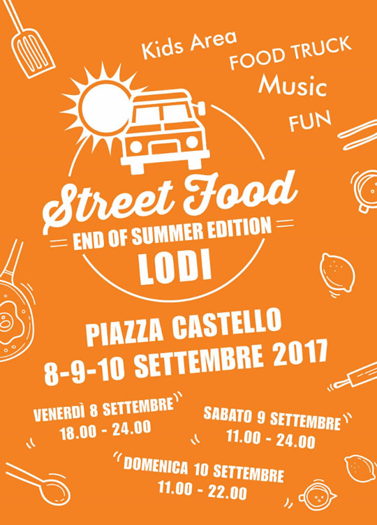 Lodi Street Food and of Summer edition