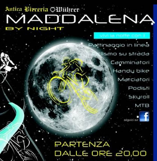 Maddalena By Night