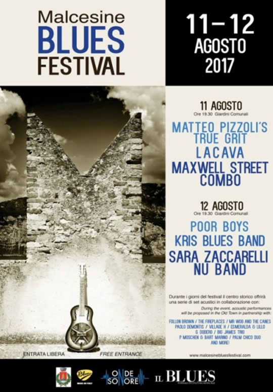 Malcesine Blues Festival