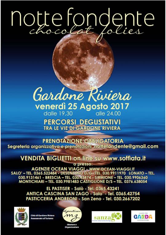 Notte Fondente a Gardone Riviera
