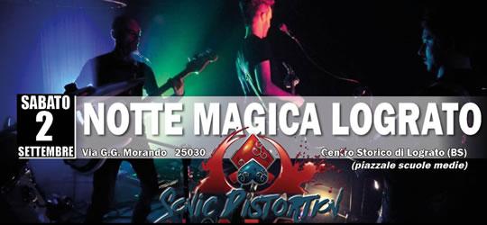 Notte Magica a Lograto