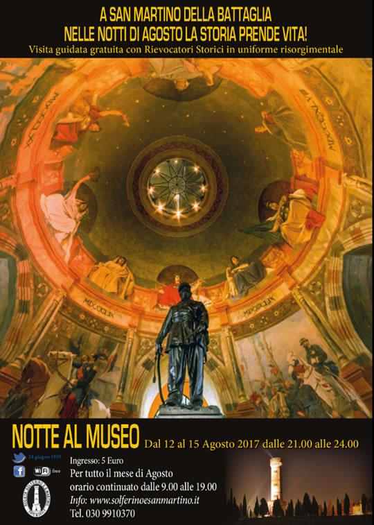 Notti al Museo a San Martino della Battaglia