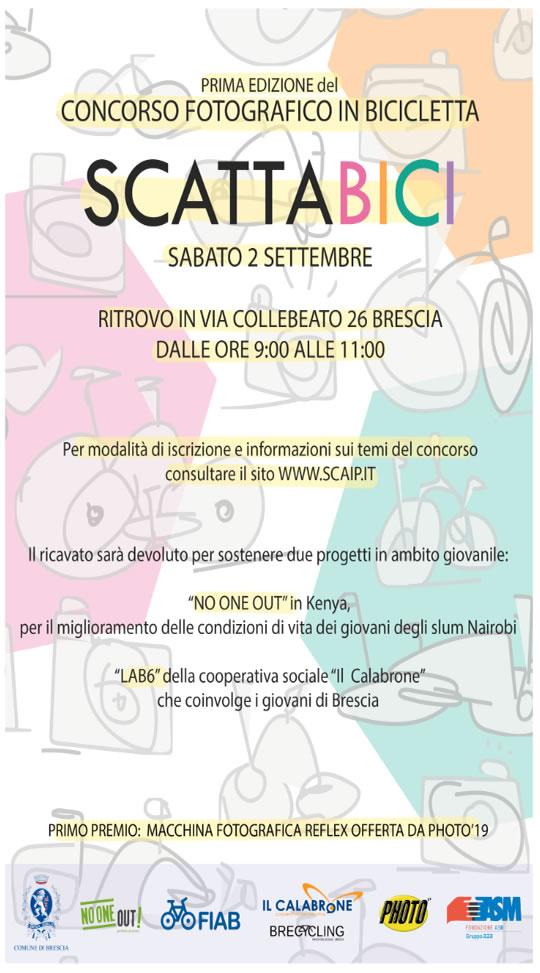 Scattabici a Brescia