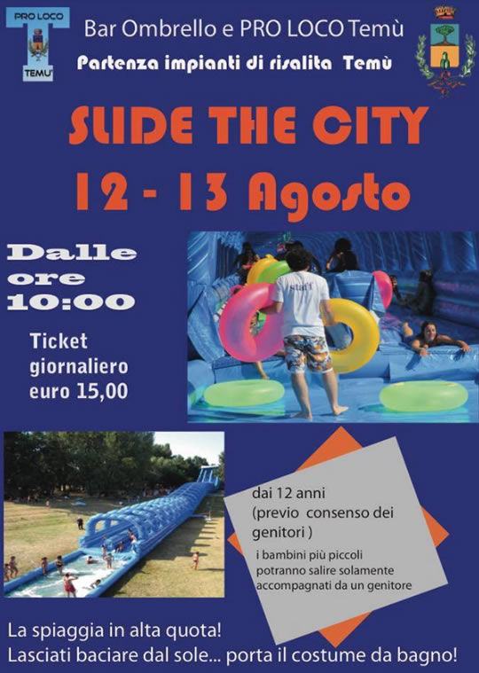 Slide The City a Temù