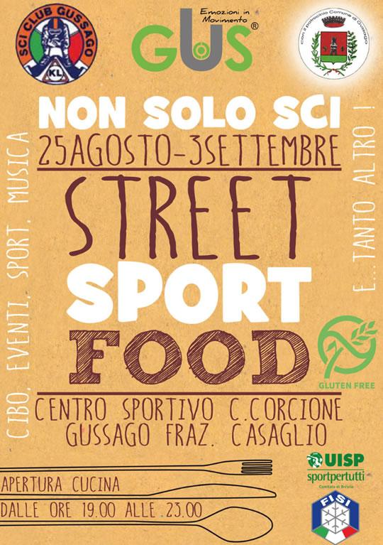 Street Sport Food a Gussago