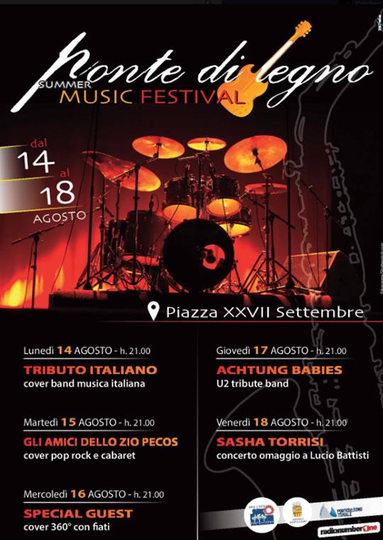 Summer Music Festival a Ponte di Legno