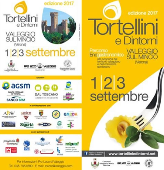 Tortellini e Dintorni a Valeggio