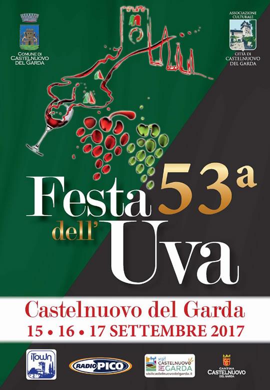 53 Festa dell'Uva a Castelnuovo del Garda