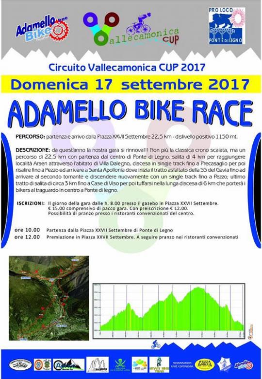 Adamello Bike Race a Ponte di Legno