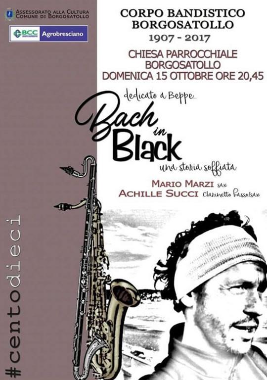 Back in Blacka Borgosatollo