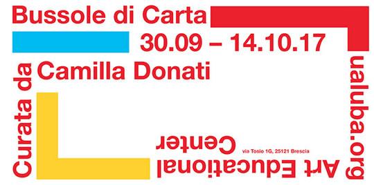 Bussole di Carta a Brescia
