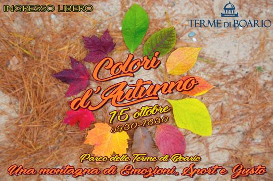 Colori d'Autunno a Darfo Boario Terme
