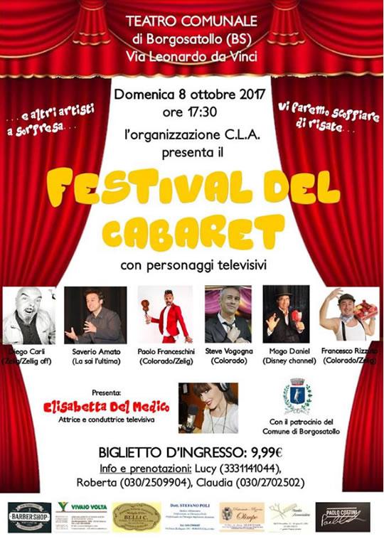 Festa del Cabaret a Borgosatollo