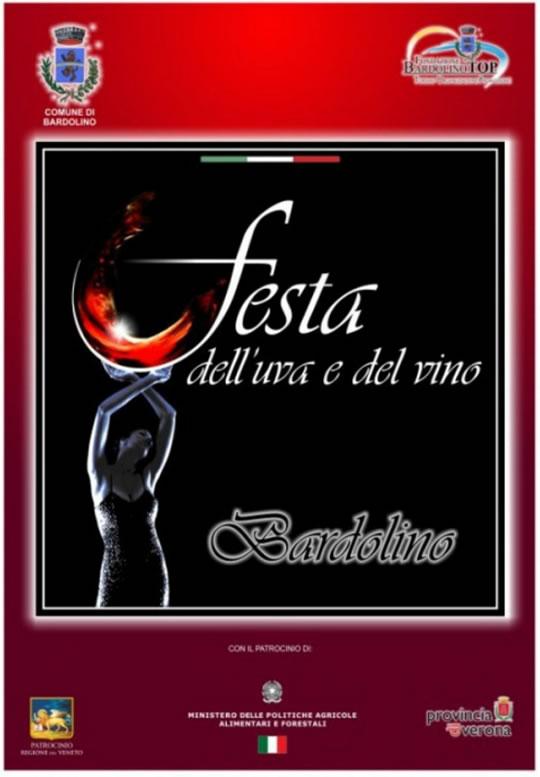 Festa dell'Uva e del Vino a Bardolino VR