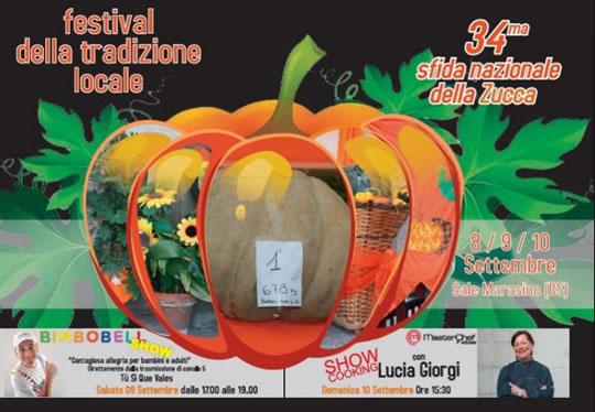 Festa della Zucca di Sale Marasino