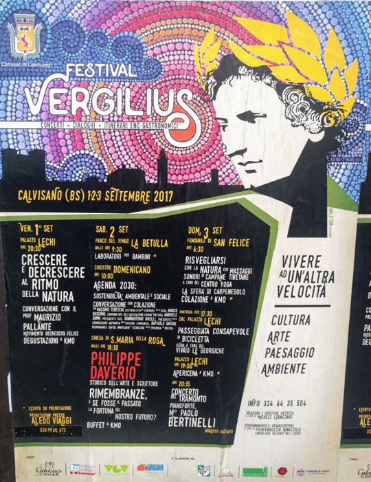 Festival Vergilius a Calvisano