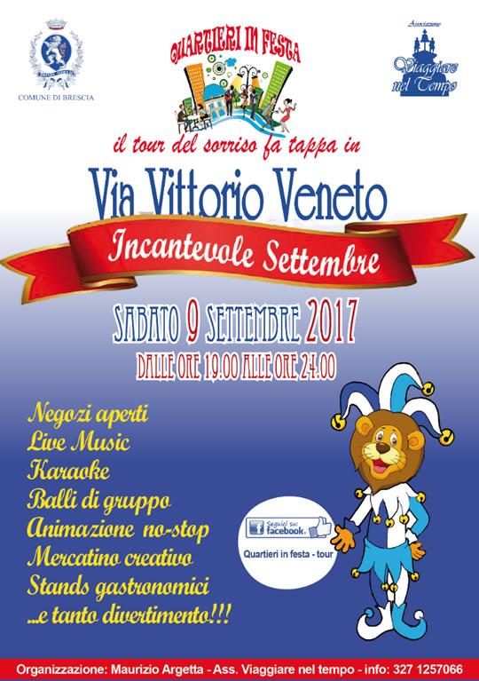 Incantevole Settembre a Brescia