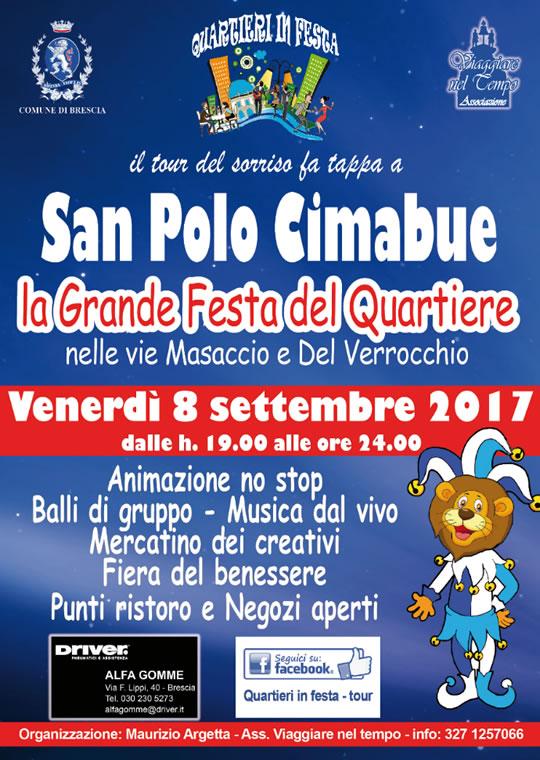 La Grande Festa del Quartiere a San Polo