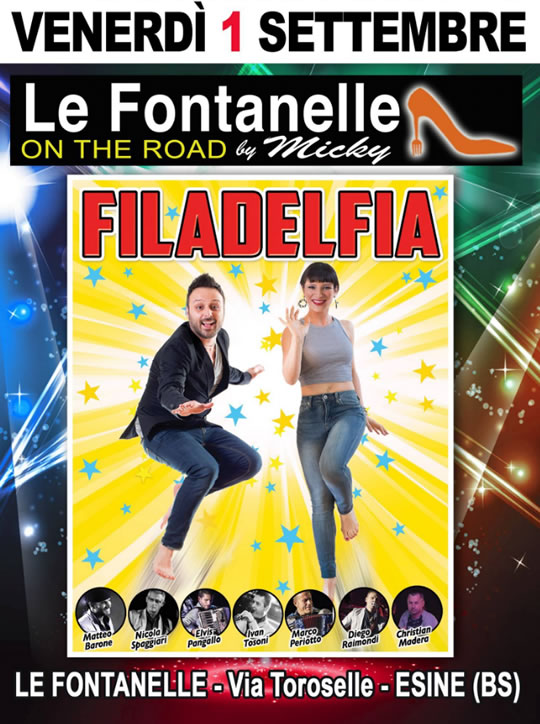 Le Fontanelle on the Road a Esine