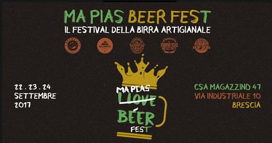Ma Pias Beer Fest a Brescia