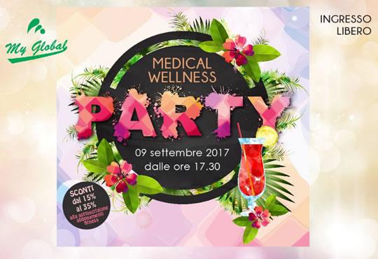 Medical Wellness Party a Borgosatollo